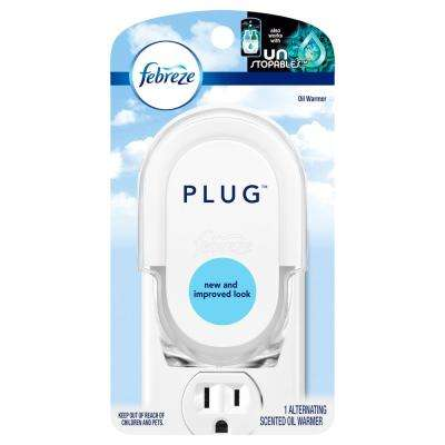 Noticeables Dual Scented Oil Warmer Plug-In Air Freshener
