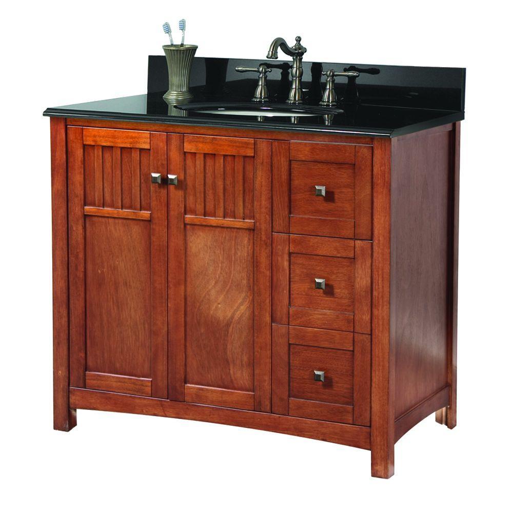 Home Decorators Collection Inch Vanities Vanities With Tops - 24 inch rustic bathroom vanity