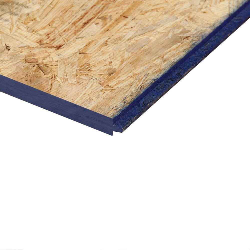 Oriented Strand Board : In ft southern pine oriented strand