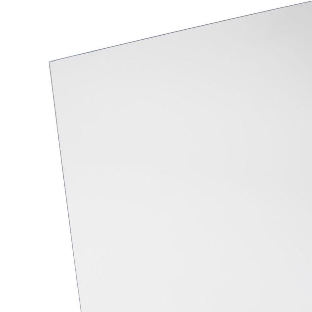 OPTIX 24 in. x 48 in. x .093 in. Acrylic Sheet