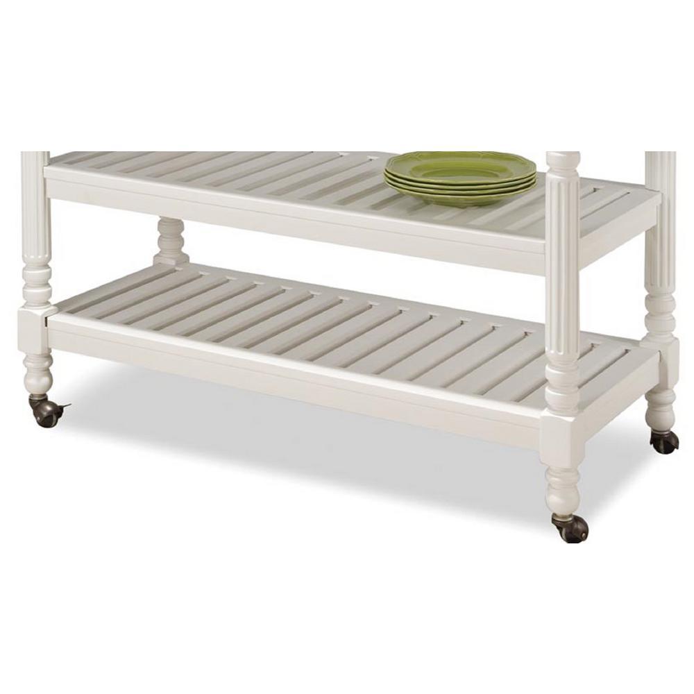internet home styles savannah white kitchen cart
