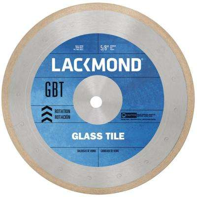 7 in. Wet Glass Tile Blade