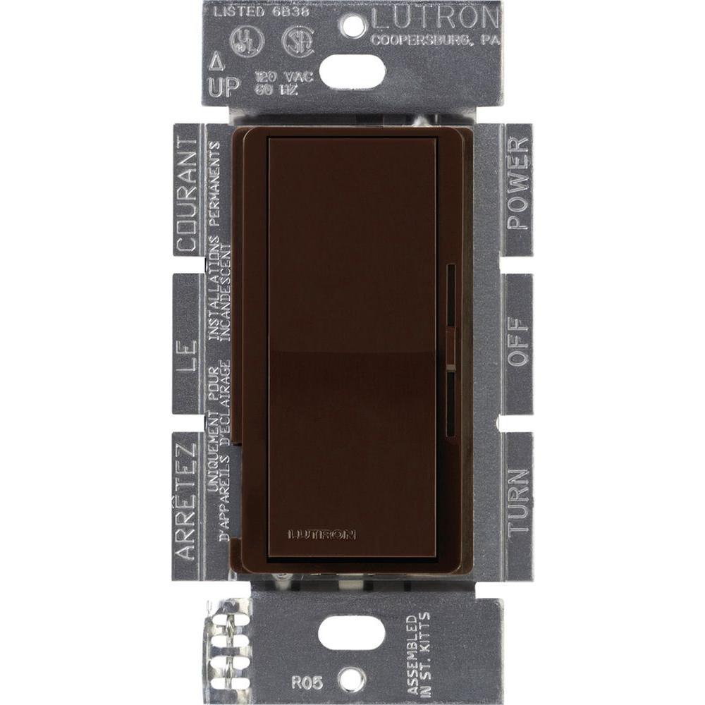 Lutron Diva Dimmer For 0 10v Led Fluourescent Fixtures 8 Amp 3 Way Installation