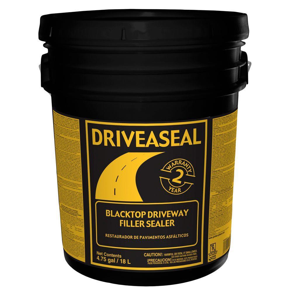4.75 Gal. Drive-A-Seal Blacktop Driveway Filler/Sealer