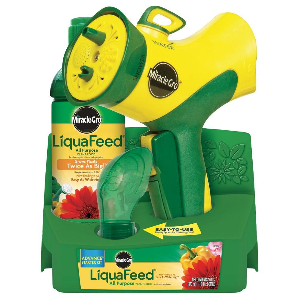 Miracle-Gro LiquaFeed Advanced Starter Kit