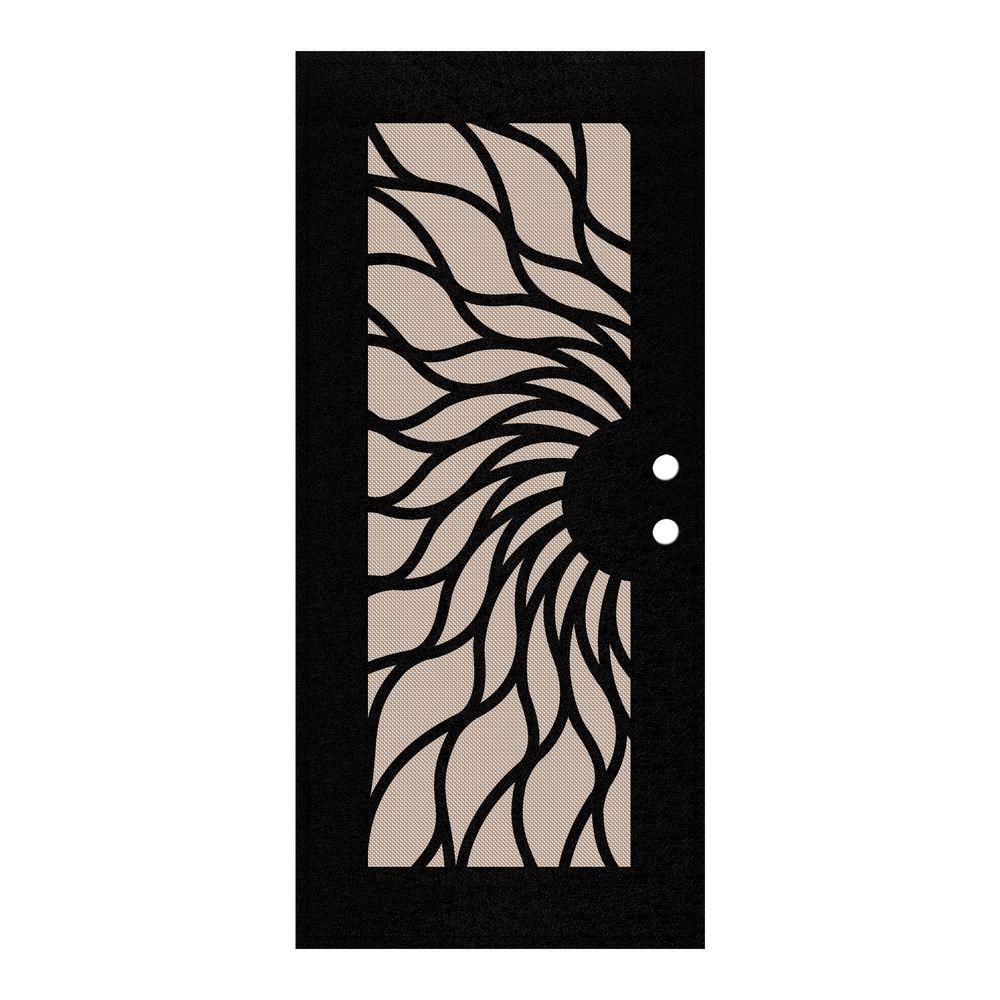 Unique Home Designs Security Doors Exterior Doors The Home Depot