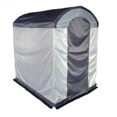 6 ft. 5 in. H x 4 ft. 5 in. W x 6 ft. D Harvest House Plus Storage/Blackout Cover
