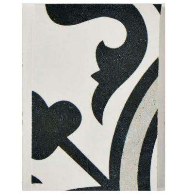 Arte Grey Porcelain Floor and Wall Tile - 3 in. x 4 in. Tile Sample