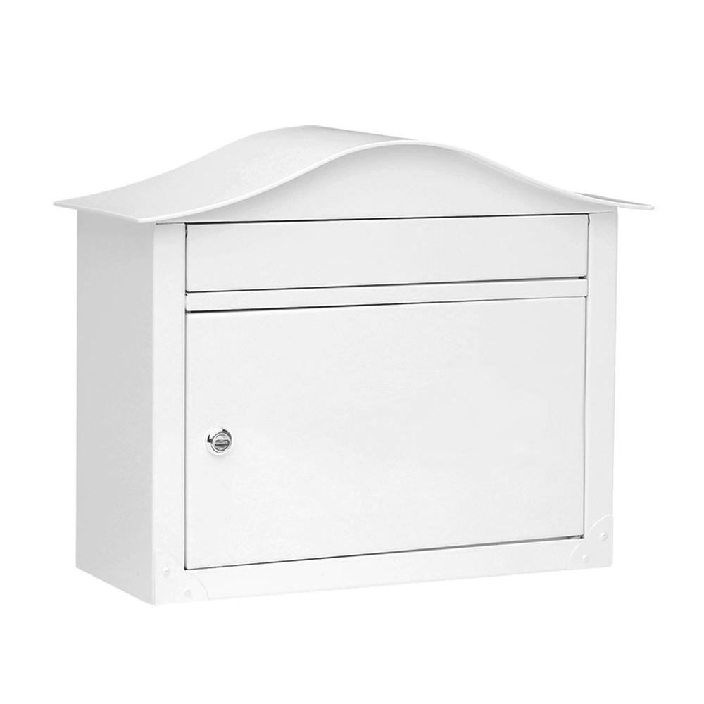 Architectural Mailboxes Lunada Wall-Mount Locking Mailbox