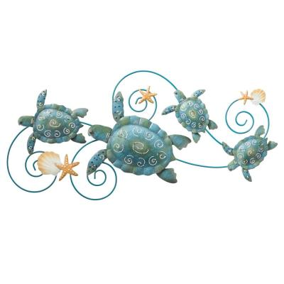 31 in. Sea Turtle Wall Decor