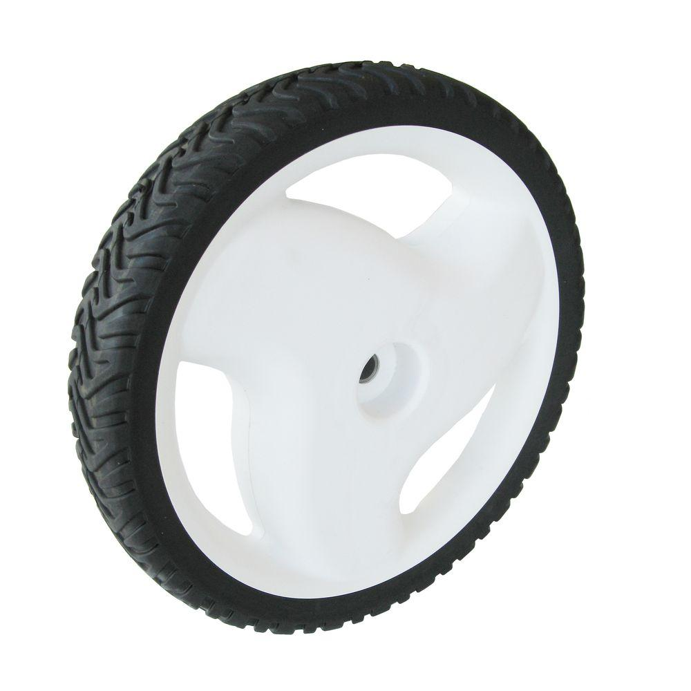 Toro 11 In Replacement High Wheel 110 1632 The Home Depot