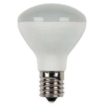 25W Equivalent Soft White R14 Dimmable LED Light Bulb