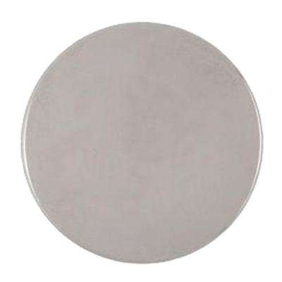 Selma 1-1/8 in. Bright Nickel Round Cabinet Knob
