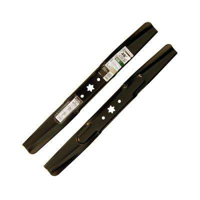 46 in. Mower Blade Set for Lawn Tractor 2010 and After