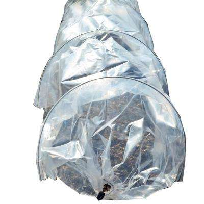 17-3/4 in. x 118 in. Polyethylene Tunnel Plant Row Cover