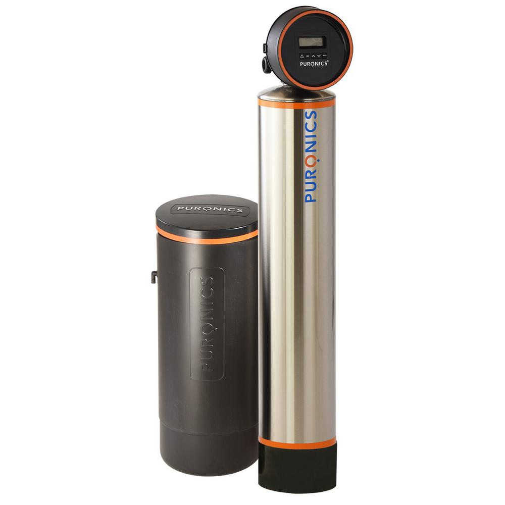 Puronics Hydronex Igen Whole House Water Softener Hdinsthiwhws The Home Depot