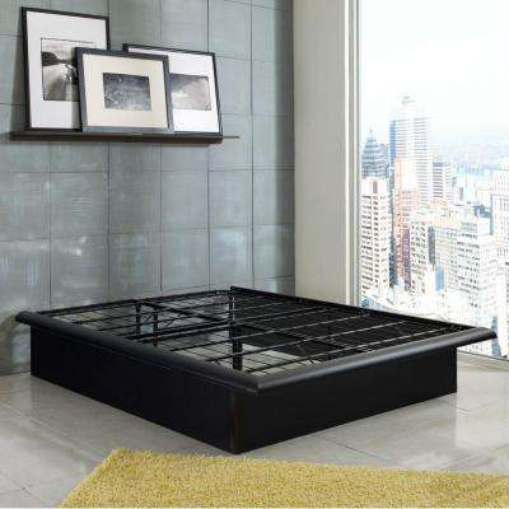 Sammie Queen Metal Bed Frame