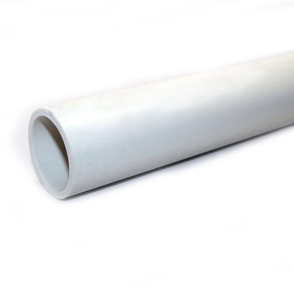 1/2 in. x 10 ft. CPVC Sch. 80 Plain End Pipe