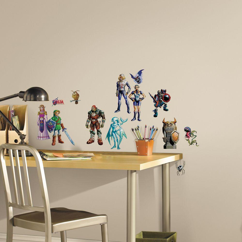 Roommates Wall Stickers : Roommates in zelda ocarina of time d