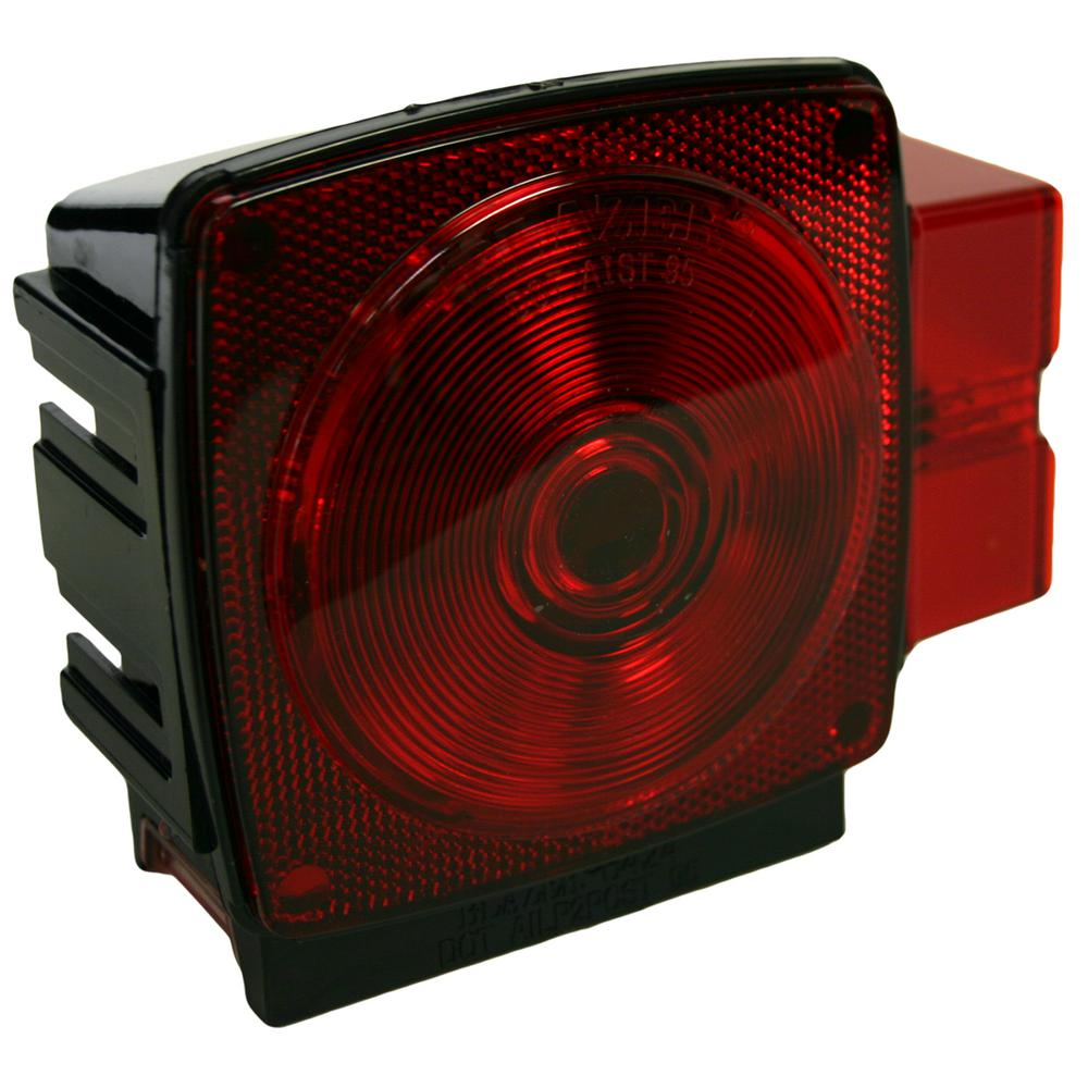 Submersible Right-Hand Side Stop/Tail/Turn Replacement Light for Trailers Over