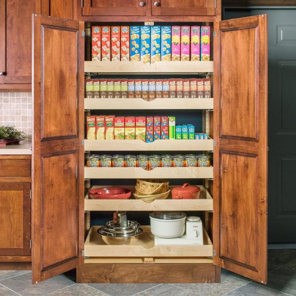 Century Components 5 Shelf 58 In L X 1