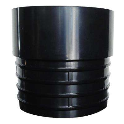 4 in. Corrugated Pipe Adapter