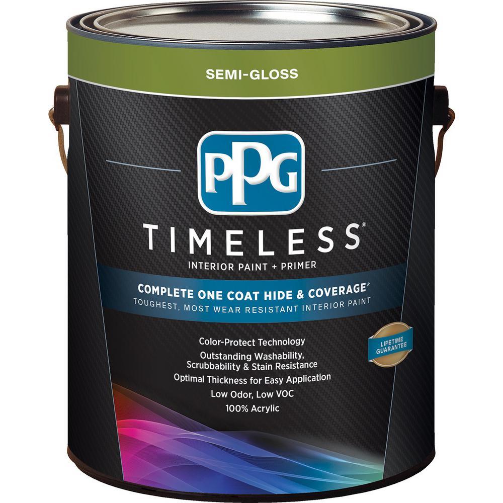 Colorhouse 1 qt white base semi gloss interior paint - Eggshell vs semi gloss ...