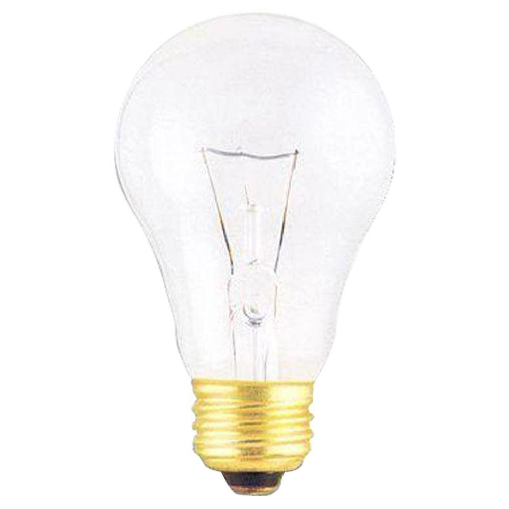 Bulbrite 25-Watt Incandescent A19 Light Bulb (30-Pack)