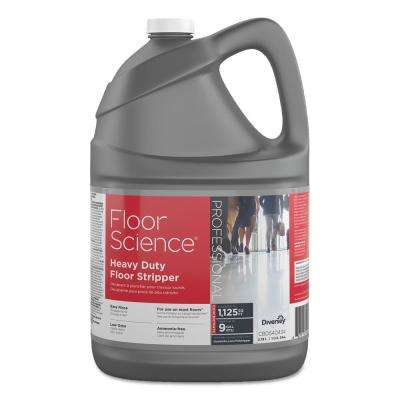 Floor Science 1 Gal. Heavy-Duty Floor Stripper Liquid Bottle (4 per Carton)