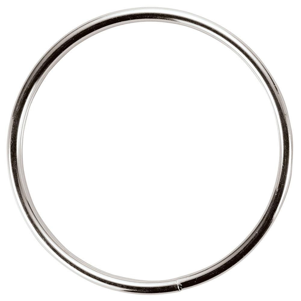 3/4 in. 2 lbs. Lanyard Split Ring (5-Piece)
