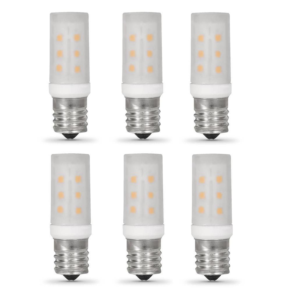 40-Watt T8 Led Appliance Light Bulb (6-Pack)