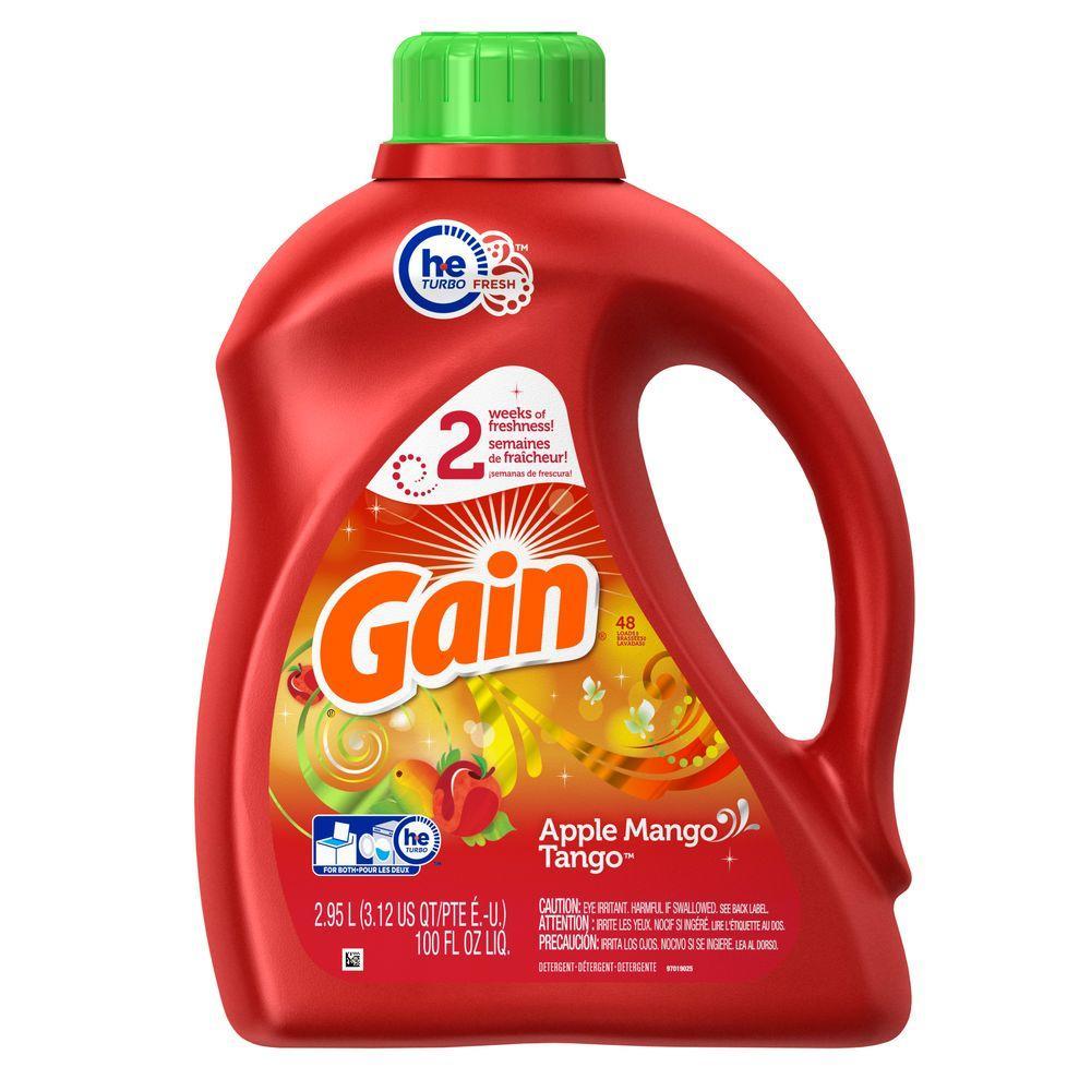 apple mango tango he liquid laundry detergent 48 the home depot