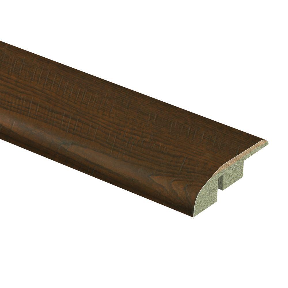 Auburn Scraped Oak 5/8 in. Thick x 1-3/4 in. Wide x 72 in. Length Laminate Multi-Purpose Reducer Molding