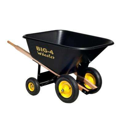 10 cu. ft. Heavy-Duty Wheelbarrow