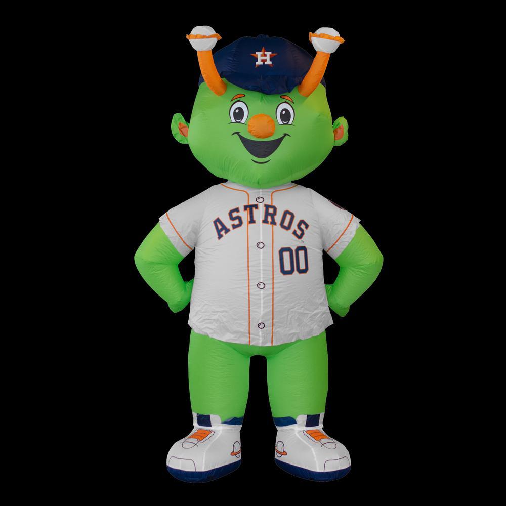 Orbit Mascot Corona virus ruined my baseball season Houston Astros ... | 1000x1000