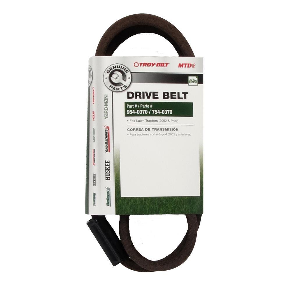 MTD 954-0629 Riding Mower V-Belt 5l530 for MTD 954-0230 MTD 954-0629 No 152