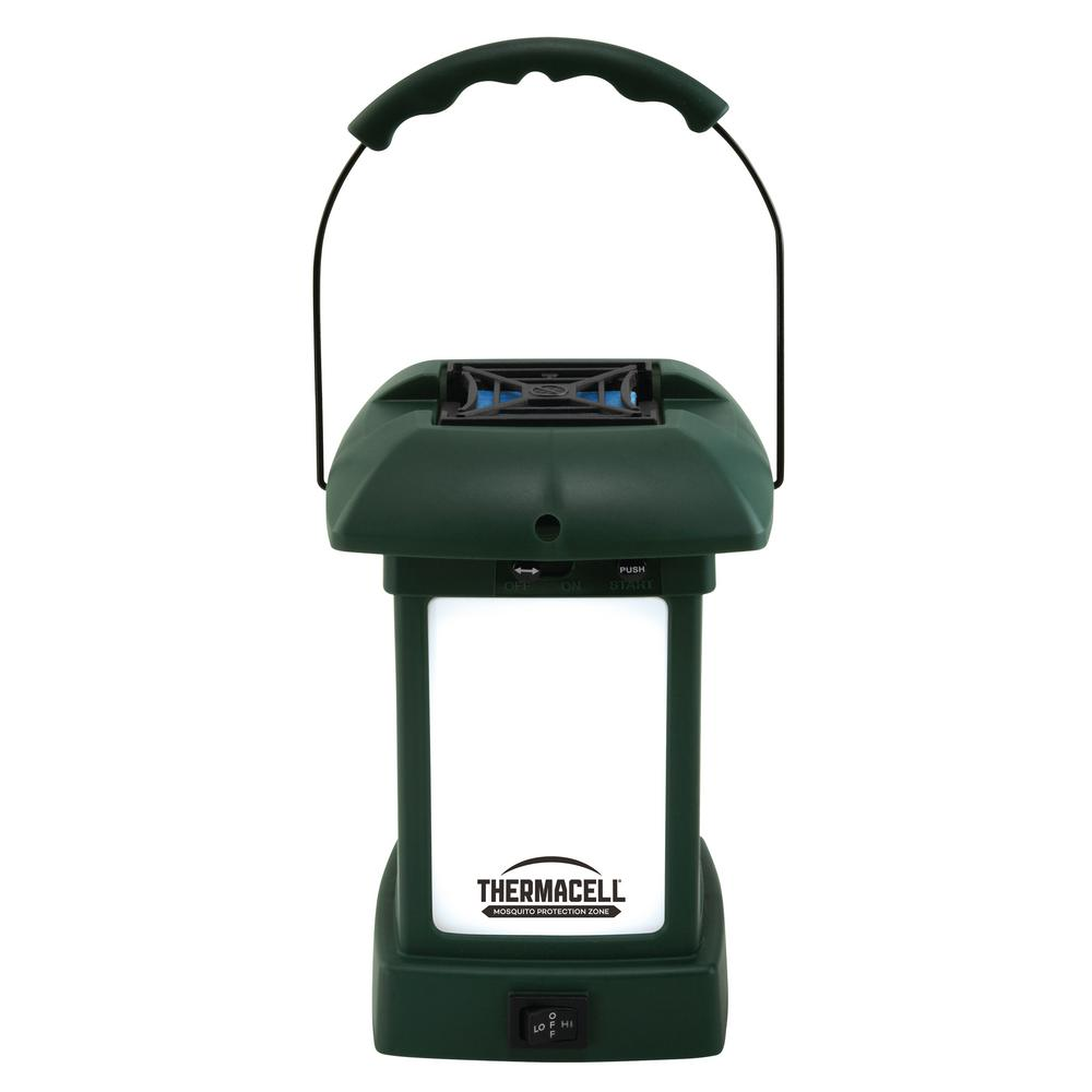 Thermacell Mosquito Repellent Pest Control Outdoor And Camping Repeller Insect Bug Electronic Kit Cordless Lantern