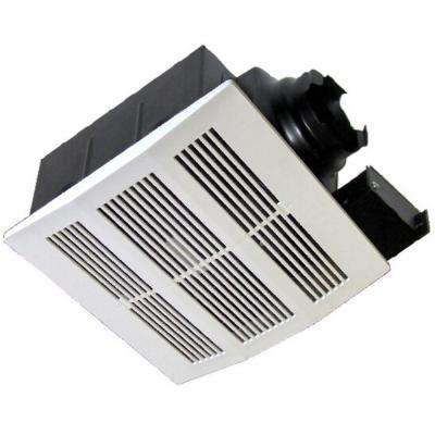 Extremely Quiet 210 CFM Ceiling Mount Exhaust Fan, ENERGY STAR