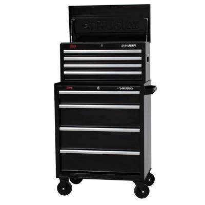 27 in. W 8-Drawer Tool Chest and Cabinet Set