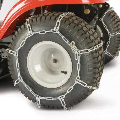 Tractor Tire Chains for 20 in. x 10 in. Wheels (Set of 2)