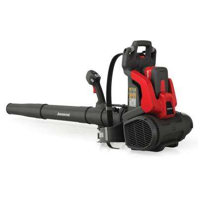 150 MPH 750 CFM Lithium-Ion Cordless Battery Backpack Leaf Blower