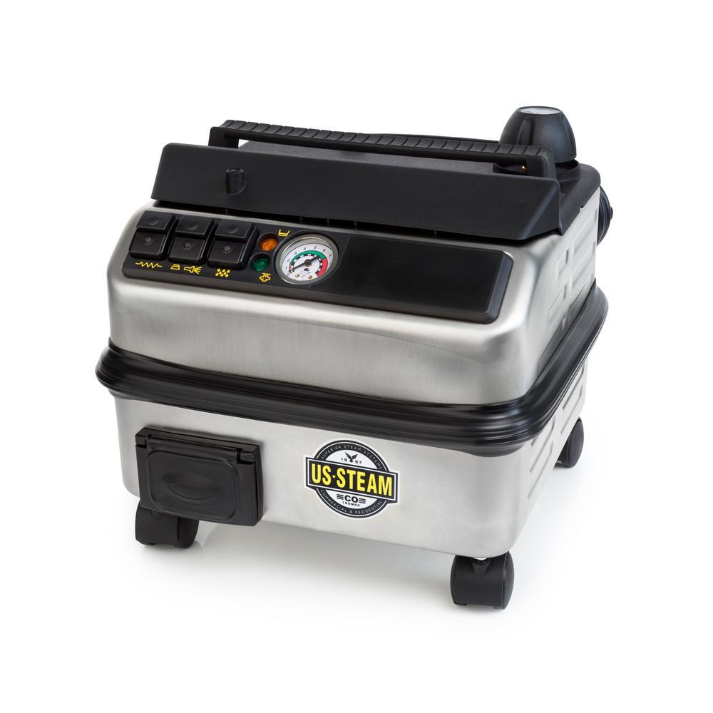 US Steam Commercial Grade Vapor Steam Cleaner with Burst ...