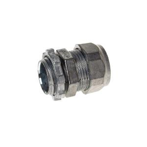 EMT 1 in. Uninsulated Compression Connector (50-Pack)