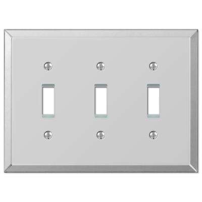 Mirror 3 Toggle Wall Plate