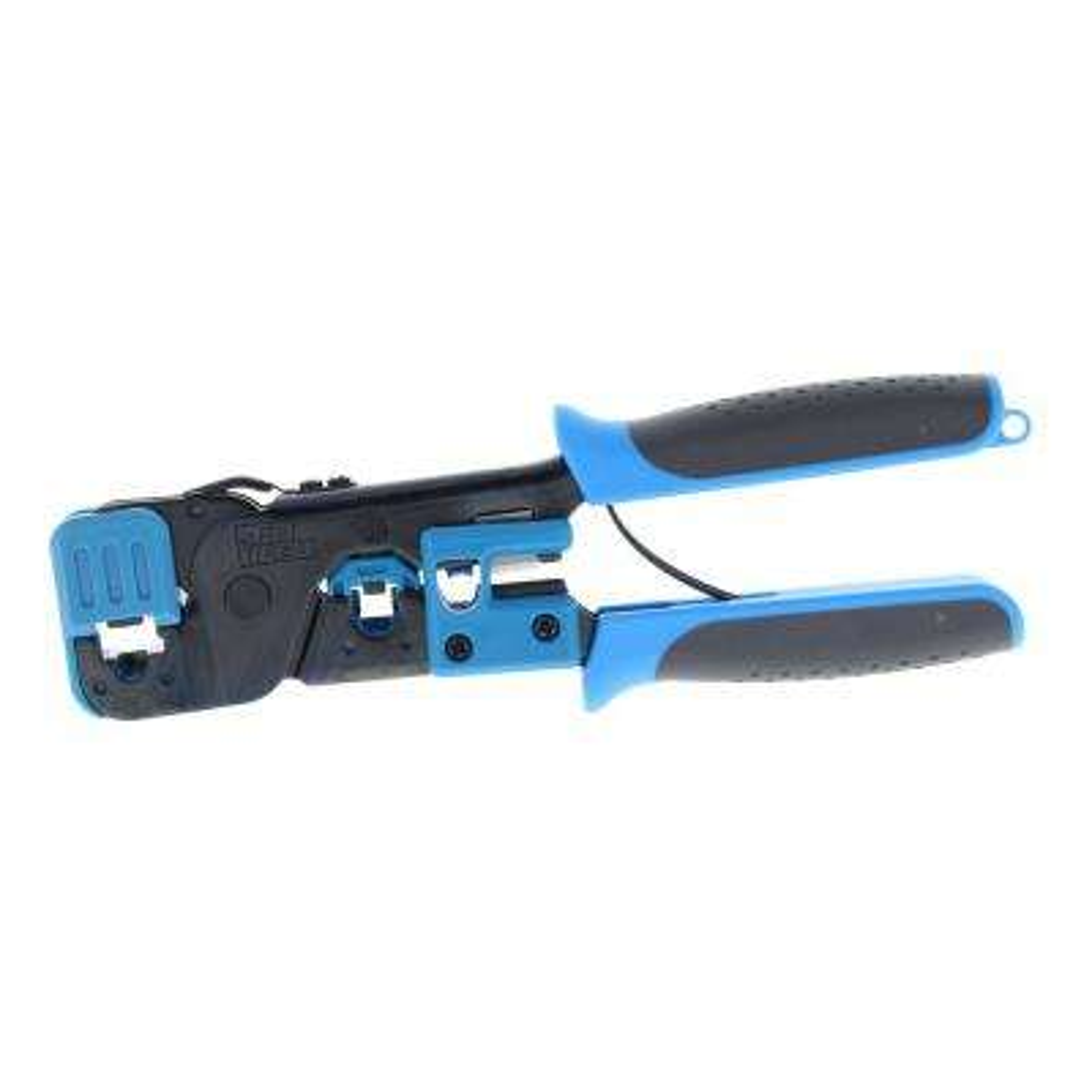 Telemaster RJ-11/RJ-45 Modular Plug Crimp Tool