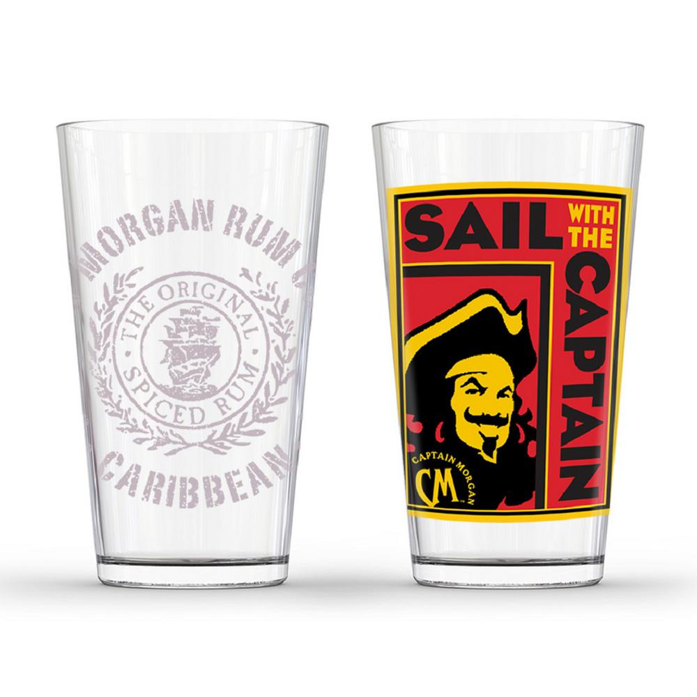 Poster Pub Glass (Set of 2)