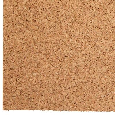 100 sq. ft. 48 in. x 25 ft. x 1/4 in. Natural Cork Underlayment Roll