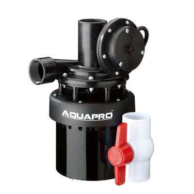 1/3 HP Utility Sink Pump
