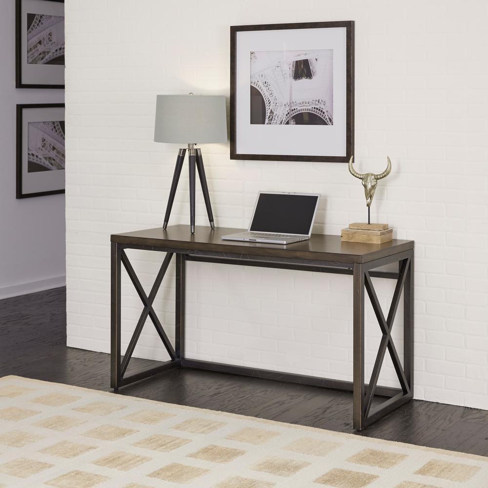 Industrial - Desks - Home Office Furniture - The Home Depot