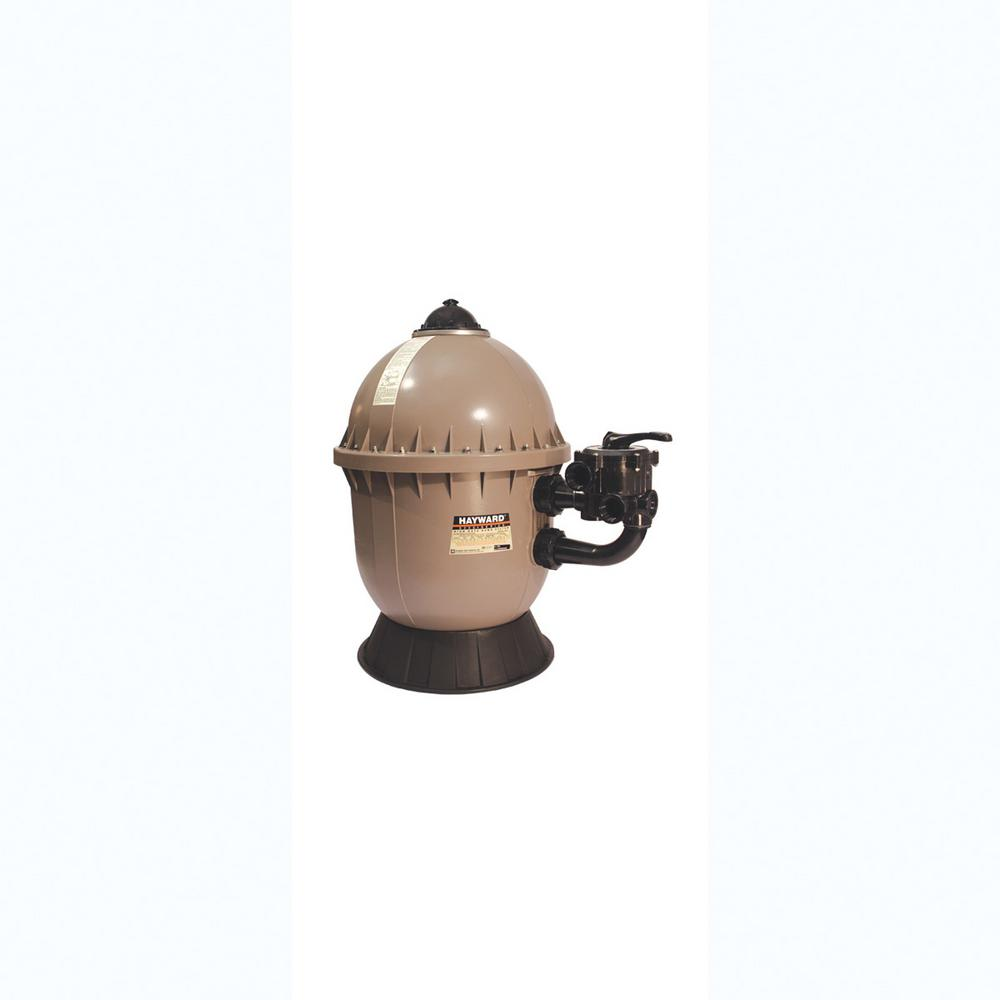 Hayward S200 Series Sand Filter with Side Mount Multiport Valve - S200